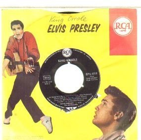 Elvis Presley - King Creole Volume 1 EP