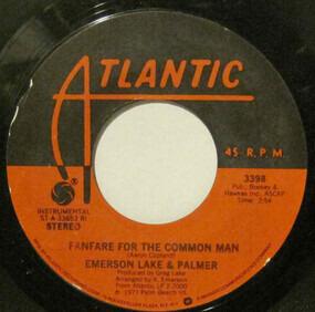 Emerson, Lake & Palmer - Fanfare For The Common Man / Brain Salad Surgery