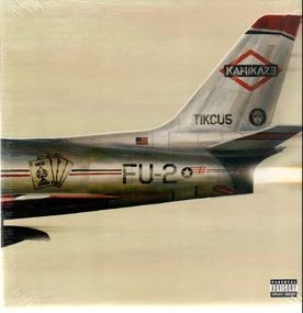 Eminem - Kamikaze (olive Green Vinyl)