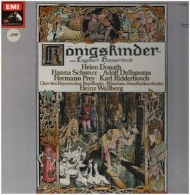 Engelbert Humperdinck - Königskinder