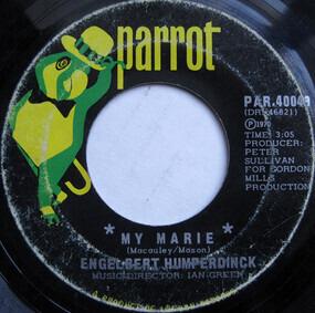 Engelbert Humperdinck - My Marie / Our Song (La Paloma)
