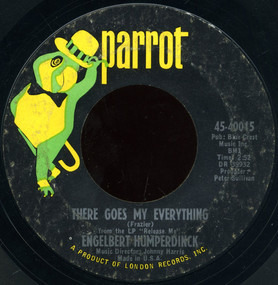 Engelbert Humperdinck - There Goes My Everything / You Love
