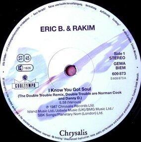 Eric B. and Rakim - I Know You Got Soul (Six Minutes Of Soul)