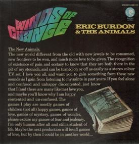 The Animals - Winds of Change