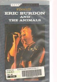 The Animals - Finally…Eric Burdon And The Animals