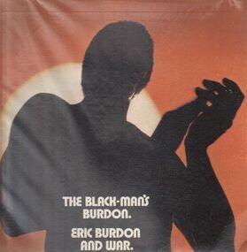 War - The Black-Man's Burdon