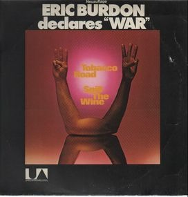 War - Eric Burdon Declares 'War'
