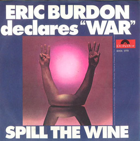 War - Spill the wine