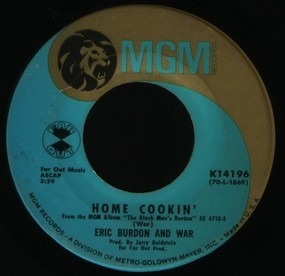 War - They Can't Take Away Our Music / Home Cookin'