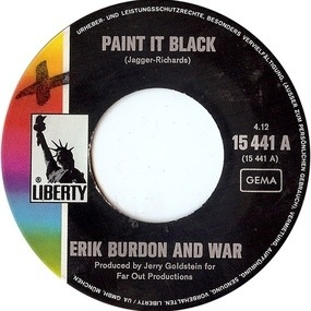 War - Paint It Black