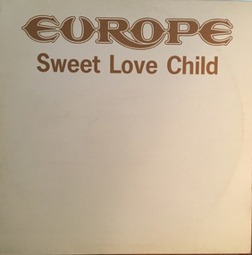 Europe - Sweet Love Child