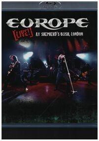 Europe - [Live!] At Shepherd´s Bush, London