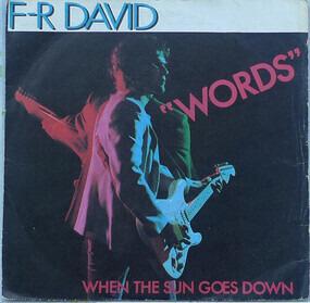 F. R. David - Words