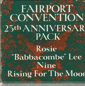 Fairport Convention - 25th Anniversary Pack