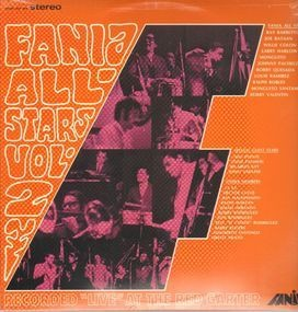 Fania All-Stars - Vol.2 Recorded 'Live' At The Red Garter