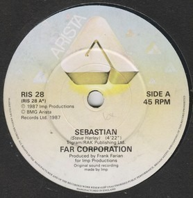 Far Corporation - Sebastian / You Never Have To Say You Love Me