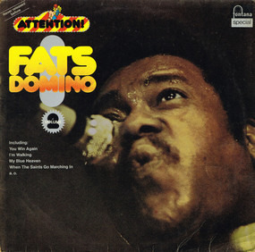 Fats Domino - Attention! Fats Domino! Vol. 2
