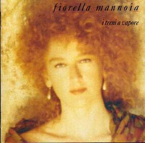 Fiorella Mannoia - I Treni a Vapore
