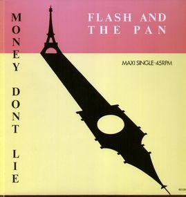 Flash and the Pan - Money Don't Lie