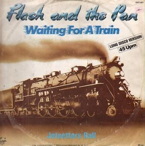 Flash and the Pan - Waiting For A Train (long disco version)