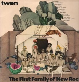 Tim Buckley - The First Family Of New Rock