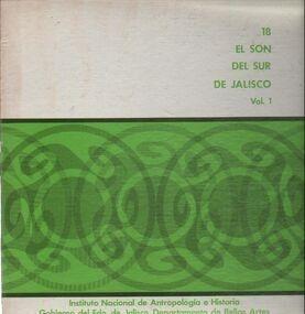 Various Artists - El Son Del Sur De Jalisco Vol. 1