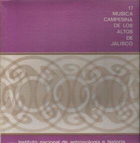 Various Artists - Musica Campesina De Los Altos De Jalisco