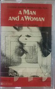 Francis Lai - A Man And A Woman 'Un Uomo E Una Donna' (Colonna Sonora Originale Del Film)