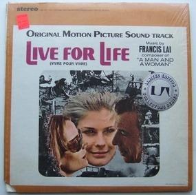 Francis Lai - Live For Life (Vivre Pour Vivre) - OST