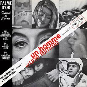Francis Lai - Un Homme Et Une Femme (Bande Originale Du Film)