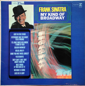 Frank Sinatra - My Kind of Broadway