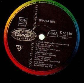 Frank Sinatra - Sinatra Hits