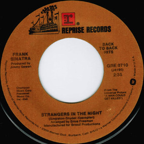 Frank Sinatra - Strangers In The Night / Summer Wind