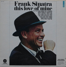 Frank Sinatra - This Love Of Mine