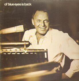 Frank Sinatra - Ol´ Blue Eyes Is Back