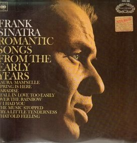Frank Sinatra - Romantic songs from the early years