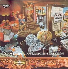 Frank Zappa - Apostrophe/Overnite Sensation
