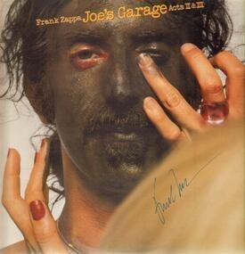Frank Zappa - Joe's Garage Acts II & III