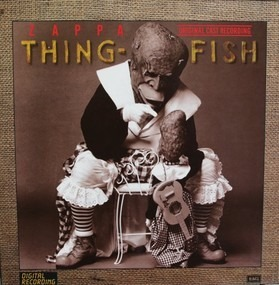 Frank Zappa - Thing-Fish