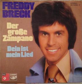 Freddy Breck - Der Große Zampano