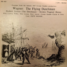 Richard Wagner - The Flying Dutchman (Excerpts)