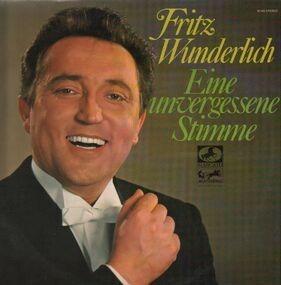 Fritz Wunderlich - Eine unvergessene Stimme