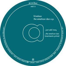 Frivolous - The Emoticon Don E.P.