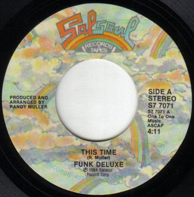 funk deluxe - This Time / Take It To The Top