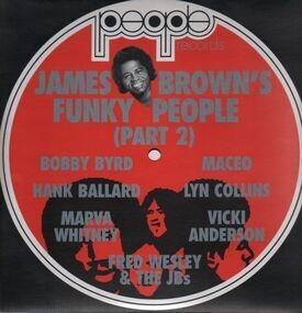James Brown - James Brown's Funky People (Part 2)
