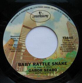 Gabor Szabo - Baby Rattle Snake / Keep Smilin'