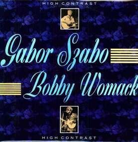 Gabor Szabo - High Contrast