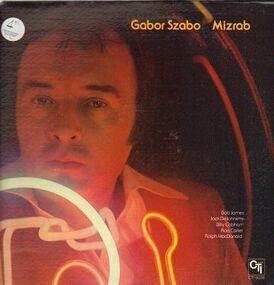 Gabor Szabo - Mizrab