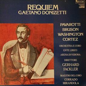 Gaetano Donizetti - Requiem