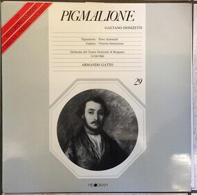 Gaetano Donizetti - Pigmalione